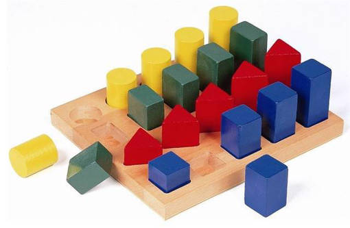Picture of Wooden Sequence Block