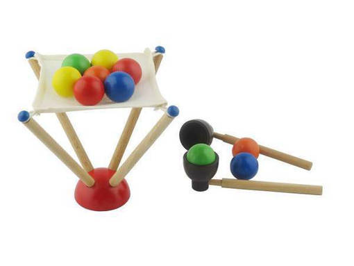 Picture of Wooden Scooping Balls
