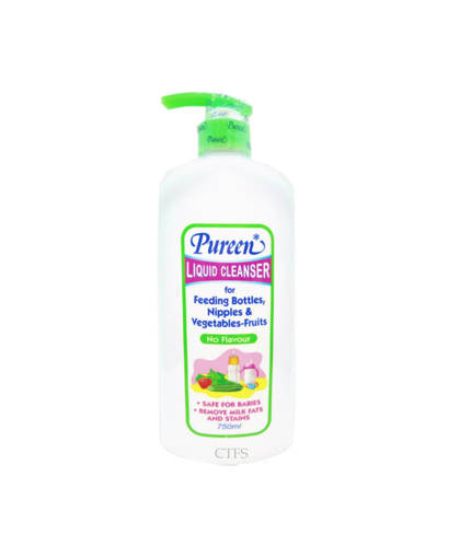 Picture of BABY LIQUID CLEANSER-PUREEN (12X750ML)