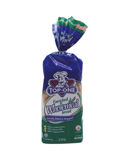 Picture of BREAD WHOLEMEAL(500G)T-ONE