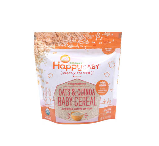 Picture of CEREAL OAT/QUINOA (198G/PKT) H.BABY (O)