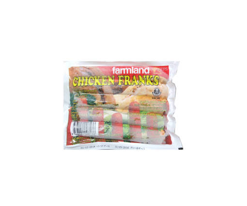 Picture of CHICKEN FRANKS (32X340G ) FROZEN