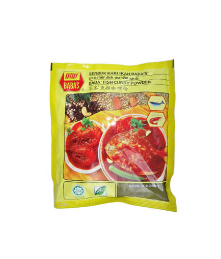 Picture of CURRY POWDER-BABA'S-FISH(40X250GM)