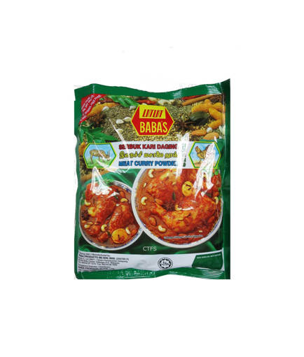 Picture of CURRY POWDER-BABA'S-MEAT(40X250GM)