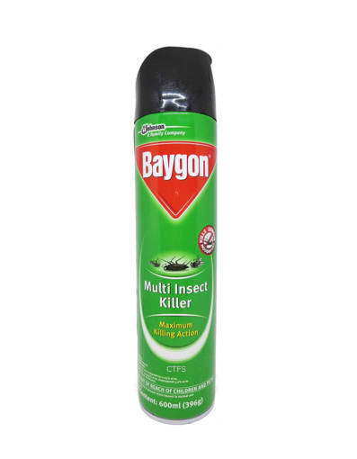 Picture of INSECT KILLER(12X600ML)BAYGON-ALL INSECT