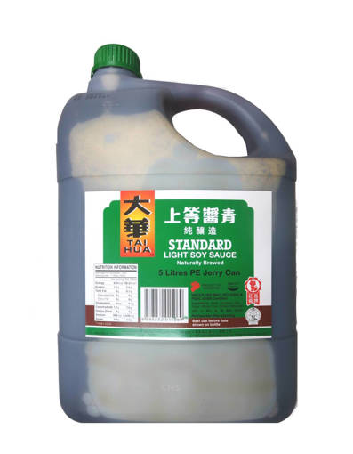 Picture of LIGHT SOYA SAUCE(5L)TAIHUA-STANDARD