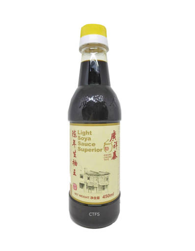 Picture of LIGHT SOYA SAUCE-KCT(12X450ML) SUPERIOR