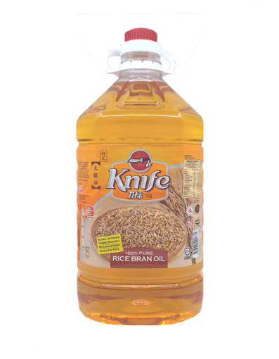 Picture of OIL RICE BRAN (5LTR) KNIFE