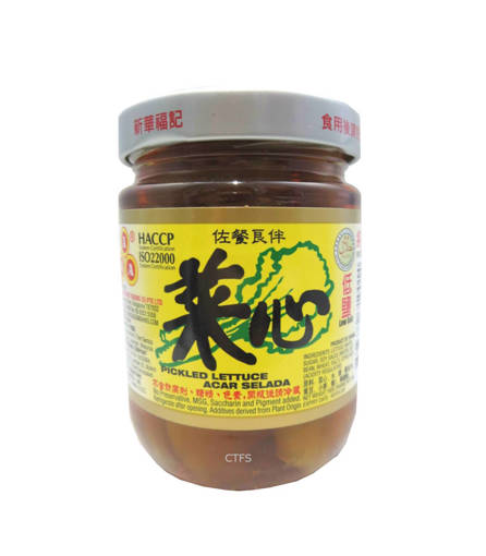 Picture of PICKLED LETTUCE (12X170GMS) 3A