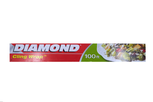 Picture of PLASTIC FILM (24X100FTX12IN) DIAMOND