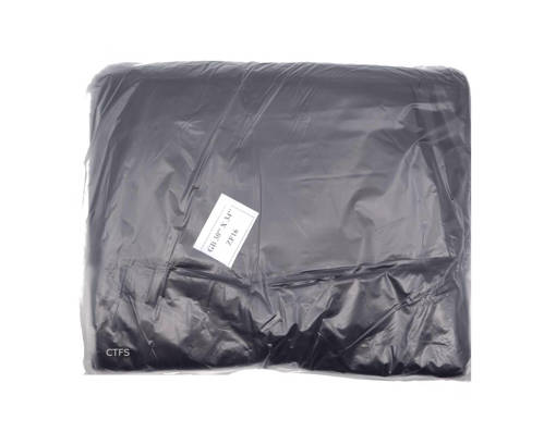 Picture of PLASTIC-BLACK(10PX30X34)TRASH BAG