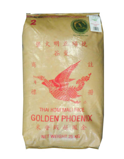 Picture of RICE G.PHOENIX(25KG/BAG)ORIGINAL