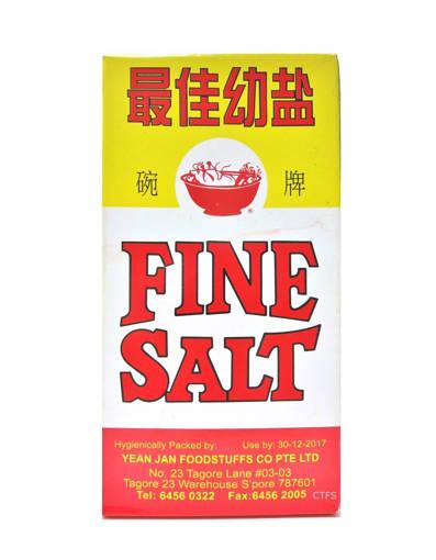 Picture of SALT FINE (12X500GM) BOWL
