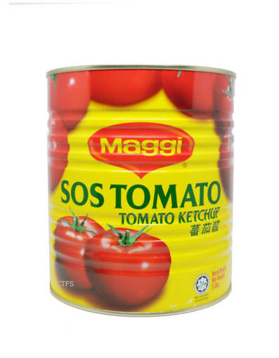 Picture of TOMATO KETCHUP-MAGGI A10(6X3.3KG)