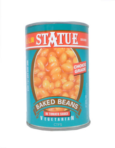 Picture of BAKED BEAN (24TINX425G) STATUE