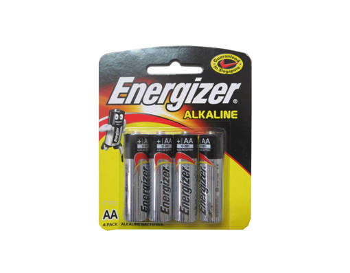 Picture of BATTERY (10X20PKT) ENERGIZER-4 AA