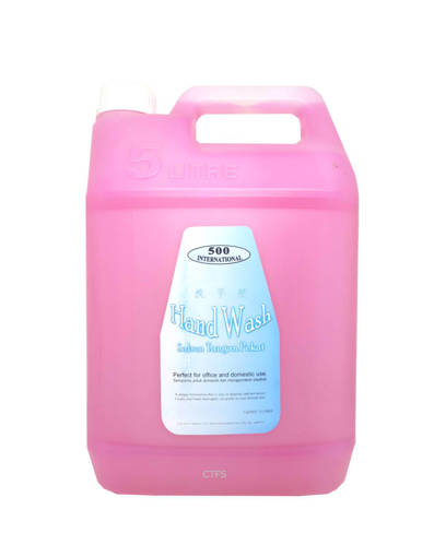 Picture of HAND SOAP LIQUID (5LTR) PEARLY ROSE