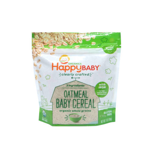 Picture of CEREAL OATMEAL (198G/PKT) H.BABY (G)