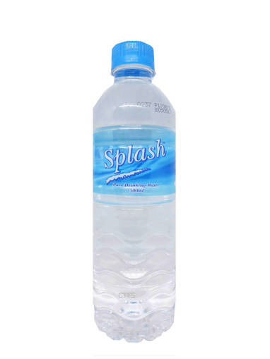 Picture of MINERAL WATER (24X500ML) SPLASH