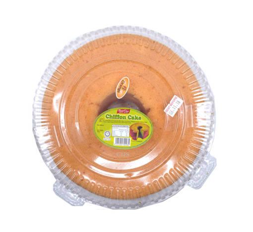 Picture of CAKE-CHIFFON ORANGE(280GM)B1