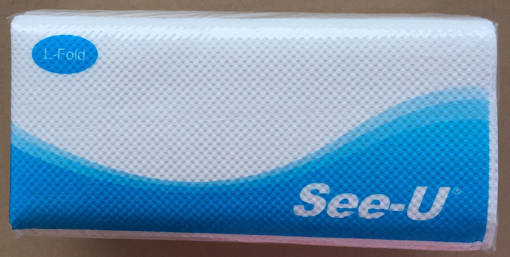 Picture of FG Semi L-Fold Paper Hand Towel