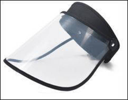 Picture of Adjustable Visor with Velcro Adjustable Head Band
