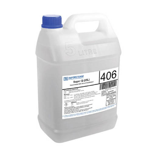 Picture of SuperSteam Super Q (carton of 5 bottles of 5L)