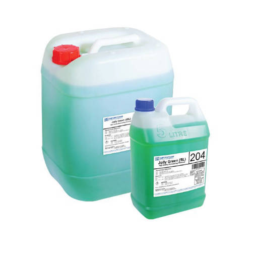 Picture of SuperSteam Jolly Green Dishwash (carton of 5 bottles of 5L)