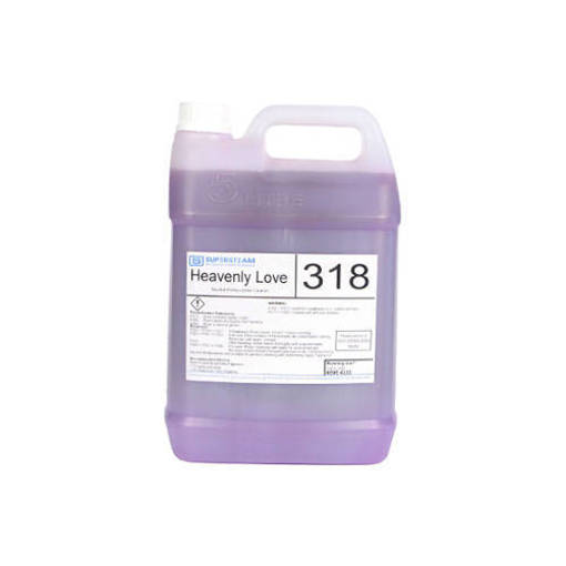 Picture of SuperSteam Heavenly Love 5L Multipurpose Cleaner Carton of 5 bottles