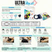 Picture of ULTRAMask (Official Store) K2 3-Ply Anti-Bacterial Mask (Assorted colours - Age 6 to 8) - (5 Piece Pack)