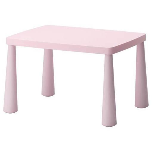 Picture of Children's Kindergarten Table (Light Pink)