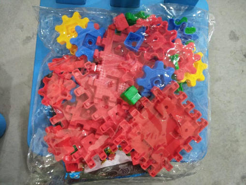 Picture of Manipulative Toys for Early Childhood Education (Gears Toys)