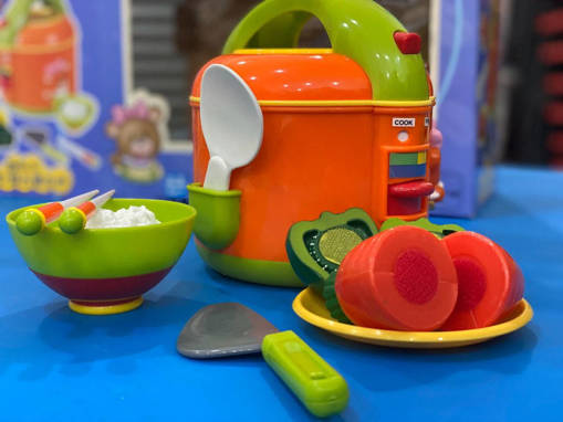 Picture of Children's Rice Cooker Playset