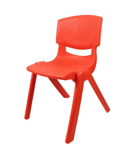 Picture of Children's Backrest Chair (Red)