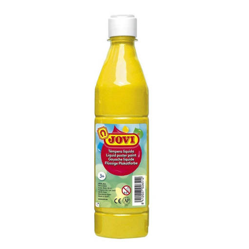 Picture of Assorted Bottled Paints (500ml) - Yellow