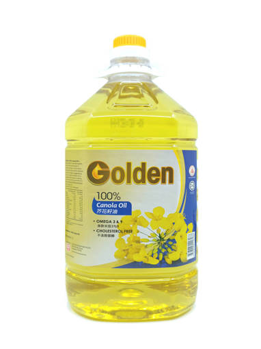 Picture of CANOLA OIL (4X5LTR) GOLDEN