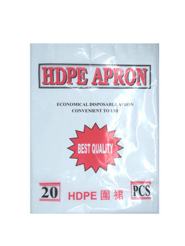Picture of APRON-HDPE (20'S/PKT)