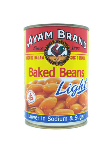 Picture of BAKED BEANS (24X425G) AYAM LIGH HCS