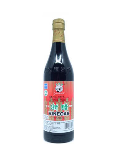 Picture of BLACK VINEGAR(12X640ML)HALAL-GTWALL