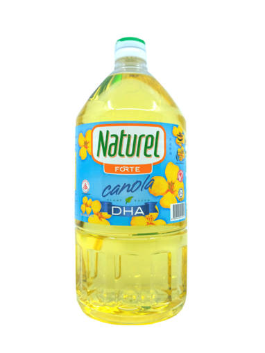 Picture of CANOLA OIL (6X2LTR) NATUREL
