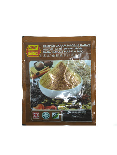 Picture of GARAM MASALA MIX (70GMS/PKT) BABA