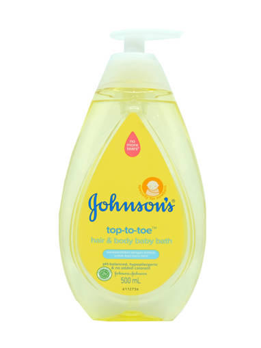 Picture of JJ'S BABY TOP TO TOE (500ML)