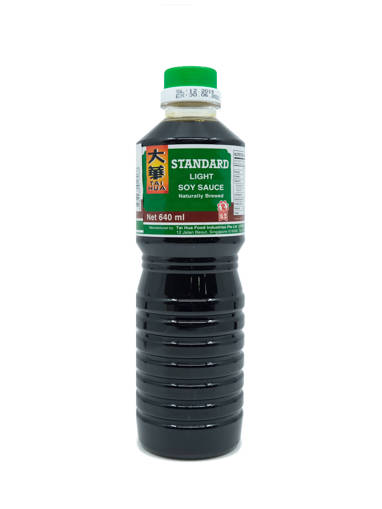 Picture of LIGHT SOYA SAUCE-TAIHUA(12X640ML)