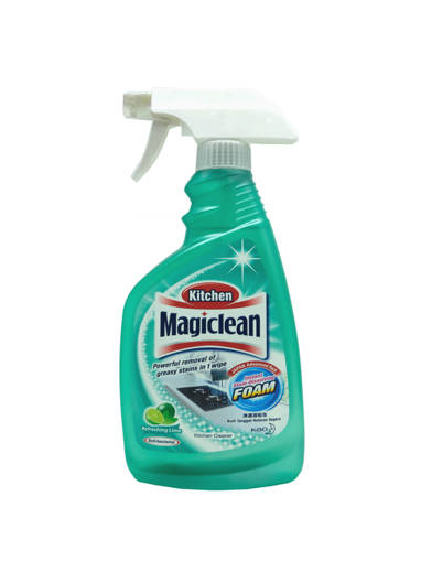 Picture of MAGICLEAN(12X500ML)GREEN-GREASE-KAO