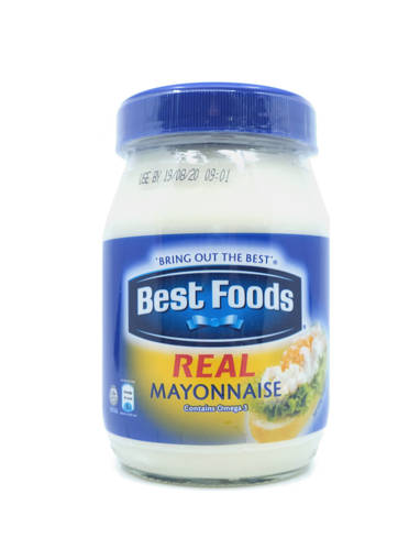 Picture of MAYONNAISE (12X430ML) BESTFOOD
