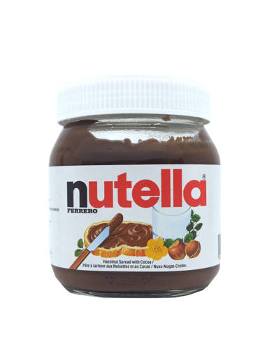 Picture of NUTELLA (9BOTX350GMS)