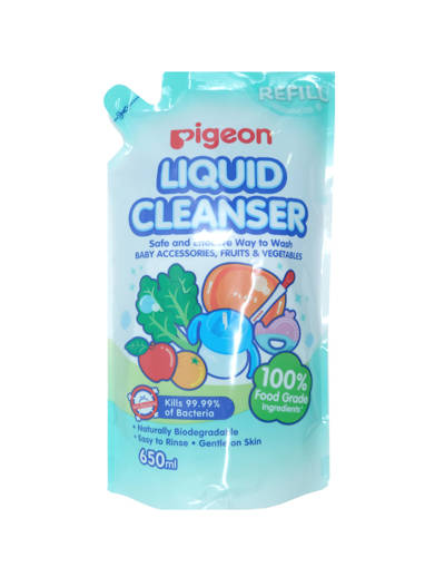 Picture of BABY LIQ CLEANSER(12X650M)RF-PIGEON