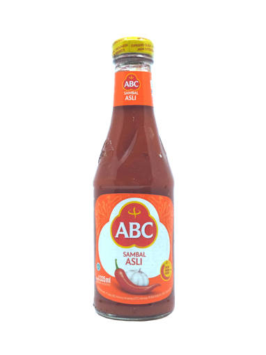 Picture of ABC SAMBAL CHILLI (24X340ML) INDONESIA