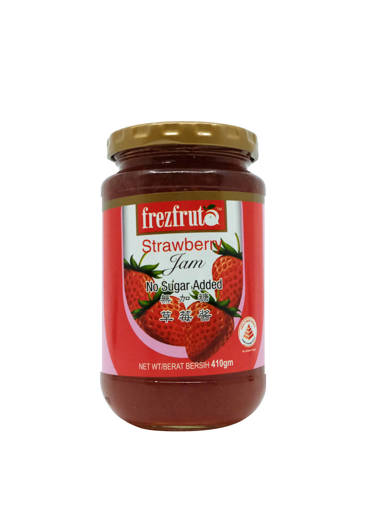 Picture of JAM-FREZ STRAWBERRY(12X410G) S/F