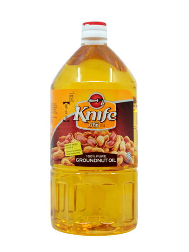 Picture of COOKING OIL (2 X 5LTR + 1LTR)KNIFE